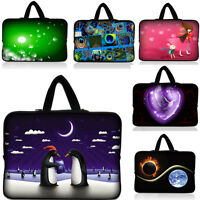 Soft Neoprene Sleeve Case Bag Pouch Cover For Apple ipad mini 1 2 3 4 /7''Tablet