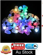 LED LIGHTS BALLOONS BIRTHDAY WEDDING CHRISTMAS New Year PARTY GLOW in the DARK