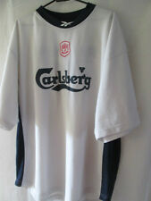 "Liverpool 2001-2002 Training Football Shirt Size xl 46""-48"" /13077"
