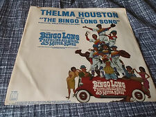 Thelma Houston 45 The Bingo Long Song/Razzle Dazzle Motown 1385 70s Soul PS VG++