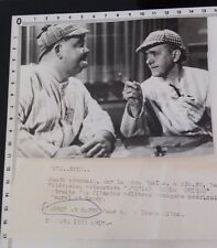 Photo LAUREL et HARDY/Photo film/original/presse/argentique/AGIP Robert Cohen
