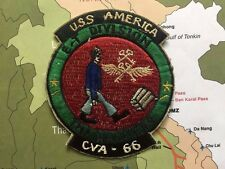 patch ,  PATCH - CVA-66 USS AMERICA S-1 DIVISION HE HACKERS , uss