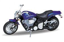 2002 Yamaha Road Star Warrior, Welly Motorrad Modell 1:18