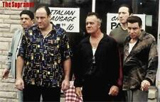 The Sopranos TV Show Cast Poster Print