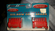 HO Scene Master Flat Car Load Six-Row Corn Heads 1661  NIP