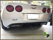 JPM Carbon Fiber Rear Bumper Diffuser for 2005-2013 Corvette C6 ZR1 Z06 only