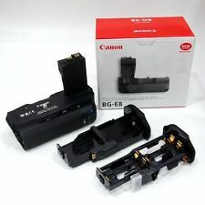 CANON BG-E8 Battery Grip EOS 650D 600D 550D
