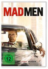 MAD MEN SEASON 7.2  DVD NEU