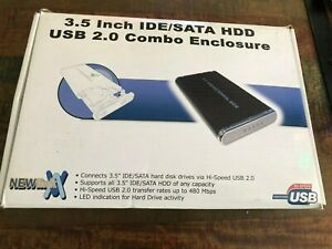 3.5 Inch IDE/SATA HDD external box