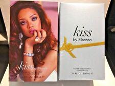 Kiss By Rihanna Women Perfume Eau De Parfum Spray 3.4 oz / 100 ml NIB Sealed
