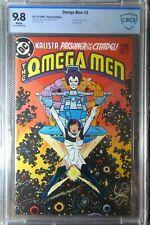Omega Men #3 1st Appearance of Lobo (CBCS 9.8)