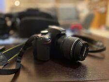 Nikon D D3200 24.2 Mp Digital Slr Camera - X 2 Kit Lenses Black - Plus Extras!