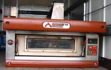 Forno Pizzeria Ristorante Moretti a Gas Serie Amalfi Usato 1 Camera Pub