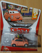 N°7 /9 DISNEY CARS CARTNEY CARSPER MATTEL SERIE RACE FAN #7 PIXAR 2014 NEW