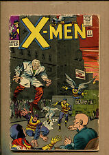 X-Men #11 - 1st Appearance of the Stranger! - 1965 (Grade 3.0) WH