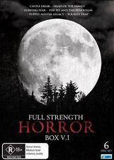 Horror Sci-Fi Fantasy DVDs & Blu-ray Discs