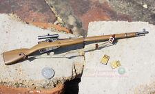 MOSIN NAGANT 1:6 Action Figure M1891 SNIPER RIFLE Enemy at the Gates G_M1891_B
