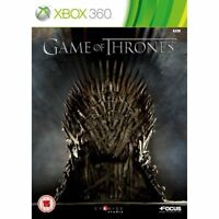 Game of Thrones (Xbox 360) MINT - 1st Class Delivery