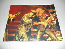 Judas Priest Live Concert 8x10 Photo #8 Rob Halford