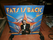 "fats domino.""fats is back""lp12""or.france.reprise/vogue.crv6093.biem or.1968 rare"