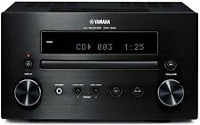 YAMAHA CRX-550 BLACK  CD RECEIVER SISTEMA HIFI GARANZIA ITALIA