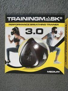 ⚡NEW Medium ⚡ Training Mask 3.0 ⚡ Performance Fitness ⚡Breathing Trainer Yoga ⚡