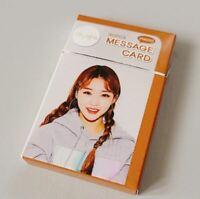 ChungHa Photo Message Card 30 Pcs KPOP IOI Chung Ha Kpop Goods SoMi SeJung Mina