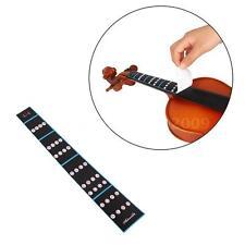 4/4 Violin Fiddle Finger Fingerboard Sticker Guide Fretboard Marker L9X1