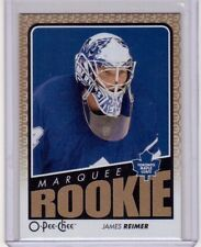 JAMES REIMER 09/10 OPC O-Pee-Chee Update #782 ROOKIE Hockey Card Maple Leafs