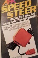 Aurora Slot Car Transformer Charger A/FX WALL-PAK 1979 #973021🔥