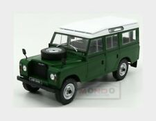 Land Rover Land 109 Iii Series Station Wagon 1972 WHITEBOX 1:24 WB124033