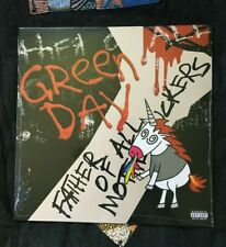 GREEN DAY VINYL father of all mother*uckers LP NEW SEALED 2020 fire ready aim