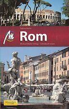 Reiseführer Rom 2016/17 + Stadtplan, Michael Müller Verlag, neuwertig, UNGELESEN