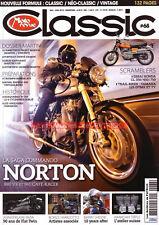 MOTO REVUE CLASSIC 68 MARTIN KAWASAKI Z1000 J NORTON 880 961 YAMAHA DTMX 125 TY