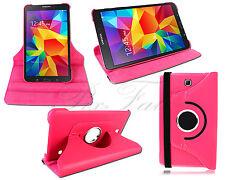 para Samsung Galaxy Tab 4 T230 T330 TAB A T350 Tab DELL T560 Piel Caso Giratorio