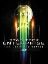 Star Trek - Enterprise: The Complete Series [New Blu-ray] Boxed Set, Slipsleev