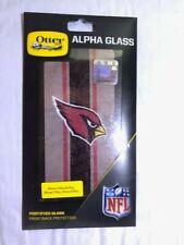 OtterBox NFL Alpha Glass Arizona Cardinals - For iPhone 6s Plus, 7 Plus, 8 Plus