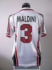 Paolo MALDINI #3 AC Milan Away Football Shirt Jersey 1997/98 (XL)