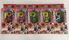 Yutaka - Power Rangers set of 5 - Very Rare - Yut-08310