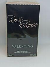 Valentino Rock`n Rose EDP 3.0 oz 90 ml Women New in Swaled Box