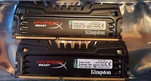 Kingston HyperX Beast 16GB RAM (2x8GB/KHX21C11T3K2/16X)