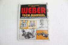 Porsche 356 912 Weber Vergaser Einstellung englische Ausführung BOB Tomlinsons