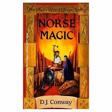 Norse Magic By: D.J. Conway