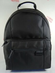 MICHAEL Michael Kors Travis Nylon Backpack in Black