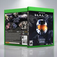 Halo the Master Chief Edition - Replacement XboxOne Cover and Case. NO GAME!!!