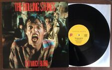 """THE ROLLING STONES - Too Much Blood - 12"""" vinyl Undercover - Arthur Baker remix"""