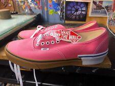 Vans Authentic (Gum Block) Pink Lemonade Size US 11.5 Men's VN0A38EMUKD New