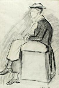 Mathilde Sohler 1883 - 1964 - Chairman Women
