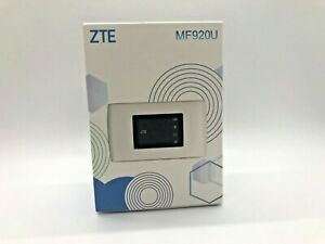 ZTE MF920U New Unlocked T-Mobile 4G LTE 150Mbps WIFI Mobile Hotspot