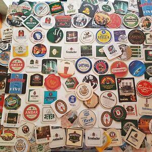 Da collezione! Lotto 103 Sottobicchieri Per Birra misti varie marche